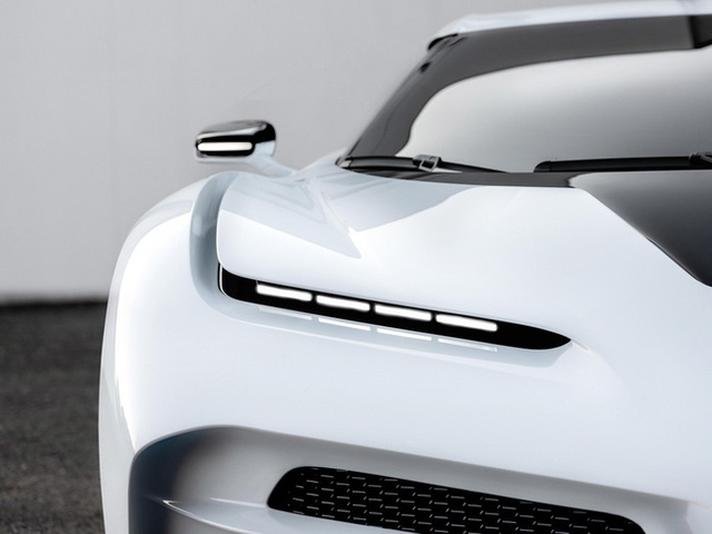 Siêu xe Bugatti Centodieci trị giá 256 tỷ đồng của Ronaldo có gì đặc biệt? - Ảnh 9.