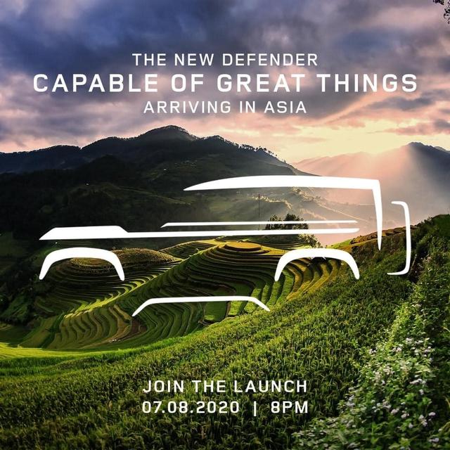 Land Rover Defender 2020 cập bến Việt Nam: SUV giá từ 3,7 tỷ cạnh tranh vua địa hình Mercedes-Benz G-Class - Ảnh 2.