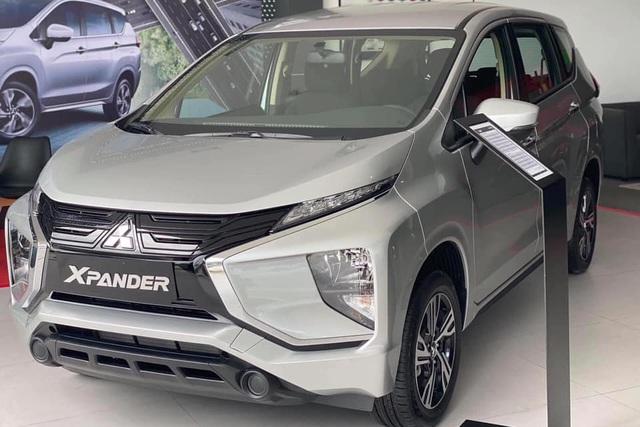 Không được ưu đãi trước bạ, Mitsubishi Xpander nhập khẩu tìm cách khuyến mại đẩy giá lăn bánh xuống dưới 600 triệu đồng - Ảnh 1.