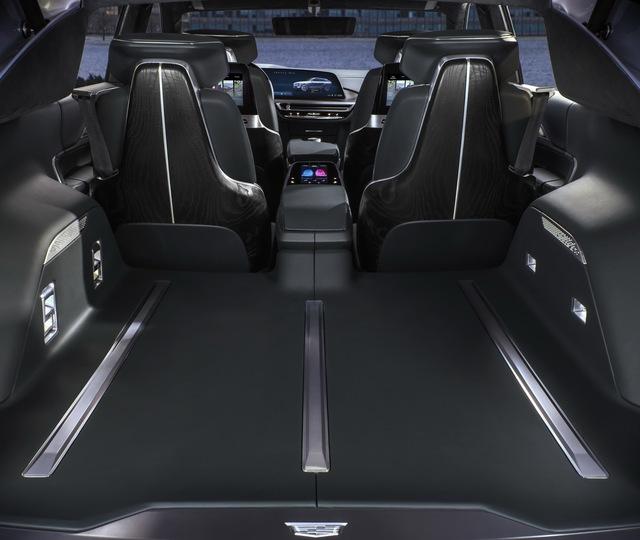 Cadillac Lyriq: SUV điện hạng sang với thiết kế đỉnh cao chính thức chào sân - Ảnh 5.