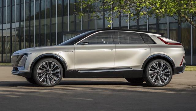 Cadillac Lyriq: SUV điện hạng sang với thiết kế đỉnh cao chính thức chào sân - Ảnh 1.