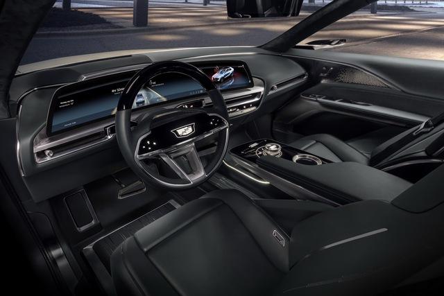 Cadillac Lyriq: SUV điện hạng sang với thiết kế đỉnh cao chính thức chào sân - Ảnh 3.