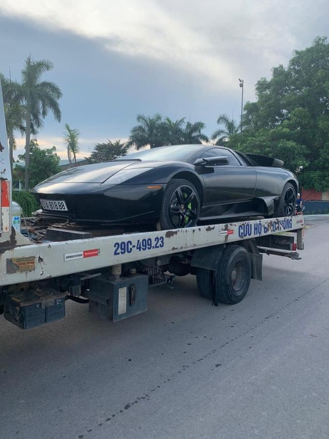 Doanh nhân Hải Phòng chia tay Lamborghini Murcielago có màu sơn độc nhất Việt Nam