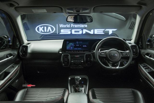 Ra mắt Kia Sonet - Crossover hoàn toàn mới, nhiều công nghệ, đàn em của Seltos - Ảnh 2.