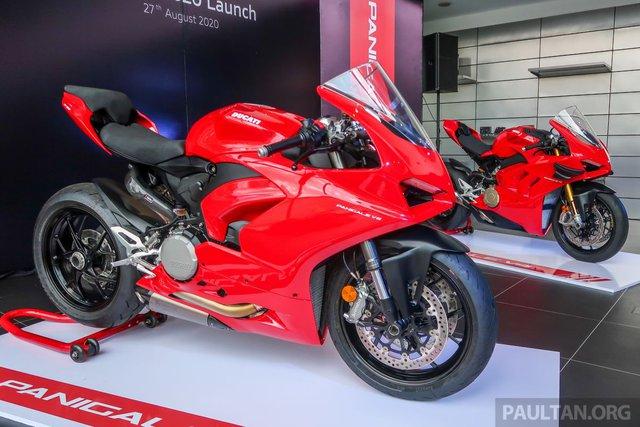 """Khám phá bộ đôi """"siêu"""" mô tô Ducati Panigale V4S và Panigale V2 2020 - Ảnh 7."""