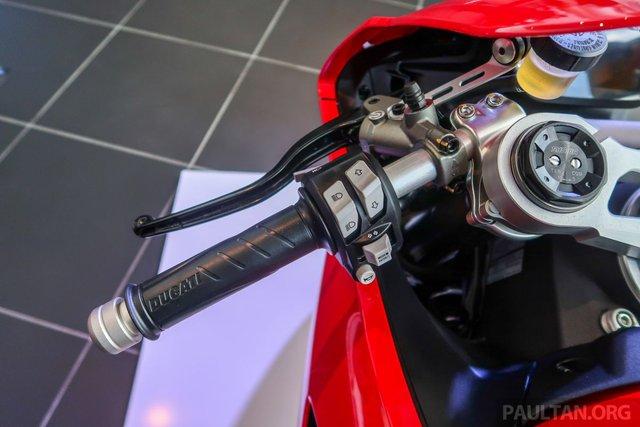 """Khám phá bộ đôi """"siêu"""" mô tô Ducati Panigale V4S và Panigale V2 2020 - Ảnh 9."""