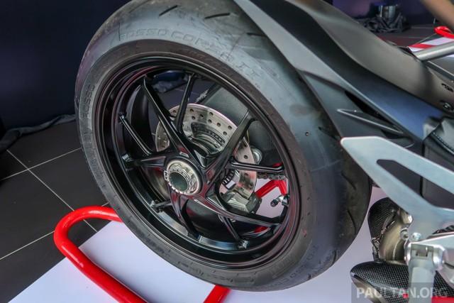 """Khám phá bộ đôi """"siêu"""" mô tô Ducati Panigale V4S và Panigale V2 2020 - Ảnh 12."""