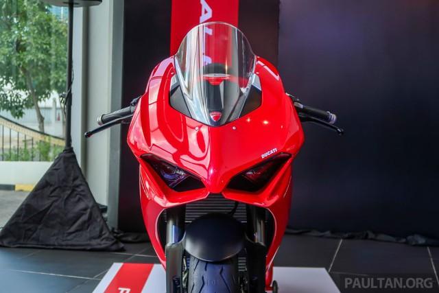 """Khám phá bộ đôi """"siêu"""" mô tô Ducati Panigale V4S và Panigale V2 2020 - Ảnh 8."""