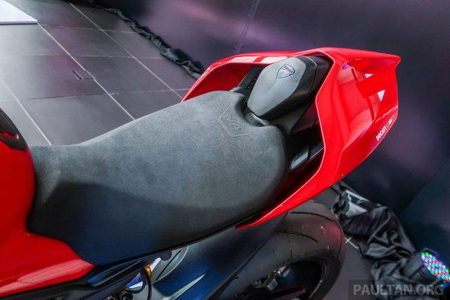 """Khám phá bộ đôi """"siêu"""" mô tô Ducati Panigale V4S và Panigale V2 2020 - Ảnh 3."""