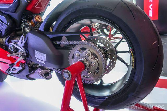 """Khám phá bộ đôi """"siêu"""" mô tô Ducati Panigale V4S và Panigale V2 2020 - Ảnh 5."""