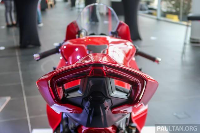 """Khám phá bộ đôi """"siêu"""" mô tô Ducati Panigale V4S và Panigale V2 2020 - Ảnh 6."""