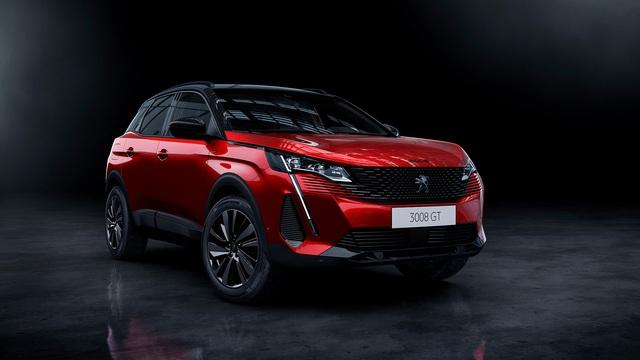 Peugeot 3008 facelift chính thức chào sân, gia tăng sức ép lên Mazda CX-5 và Hyundai Tucson