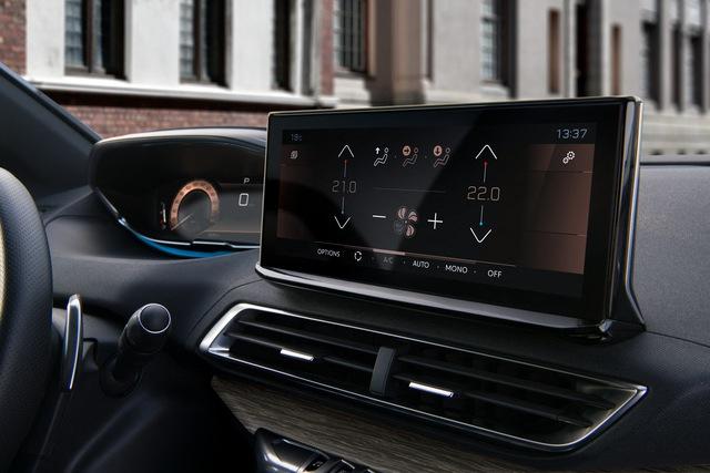 Peugeot 3008 facelift chính thức chào sân, gia tăng sức ép lên Mazda CX-5 và Hyundai Tucson - Ảnh 7.