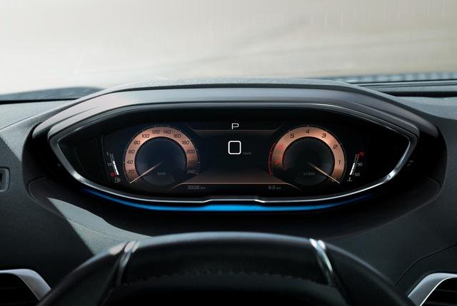 Peugeot 3008 facelift chính thức chào sân, gia tăng sức ép lên Mazda CX-5 và Hyundai Tucson - Ảnh 6.