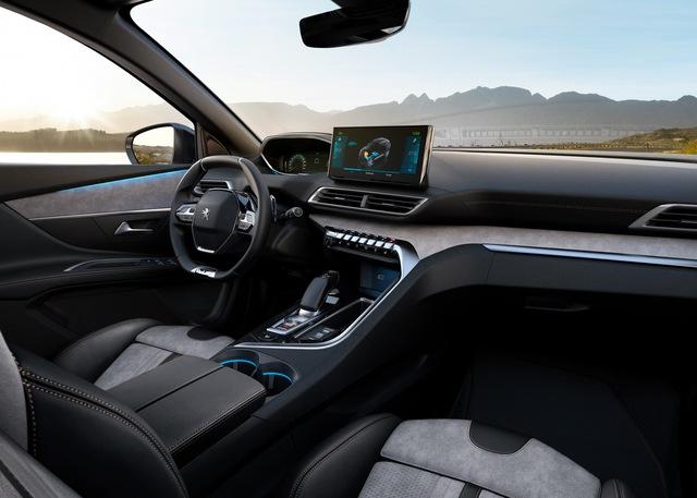 Peugeot 3008 facelift chính thức chào sân, gia tăng sức ép lên Mazda CX-5 và Hyundai Tucson - Ảnh 4.