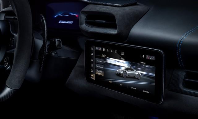 Ra mắt Maserati MC20: Dùng công nghệ F1, thoát bóng động cơ Ferrrari - Ảnh 11.