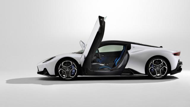 MC20 là 'cánh chim đầu đàn' về thiết kế của Maserati trong tương lai