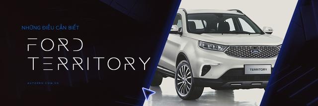 Ford Territory nhận cọc tại đại lý: Giá tạm tính dưới 700 triệu, thách thức Honda CR-V - Ảnh 10.