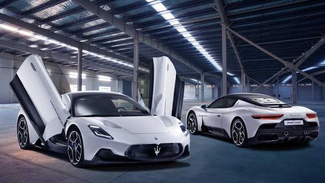 MC20 là cánh chim đầu đàn về thiết kế của Maserati trong tương lai - Ảnh 1.