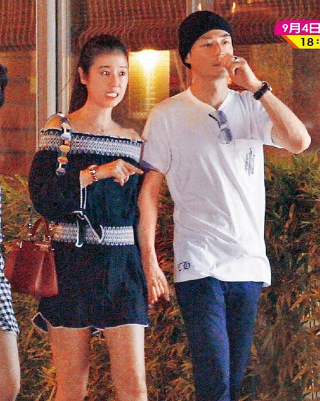 Xưa hẹn hò giản dị, nay vợ chồng Lâm Tâm Như gây choáng khi 'đổi gió' đi siêu xe 35 tỷ tới nhà hàng đắt đỏ dùng bữa