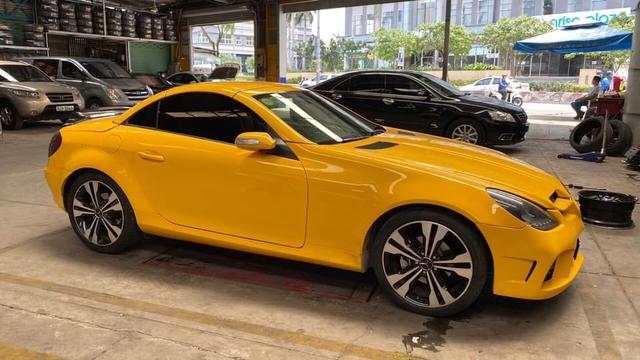 Mercedes-Benz SLK đình đám một thời nay rẻ như Kia Cerato dù chỉ chạy 5.000km mỗi năm - Ảnh 2.