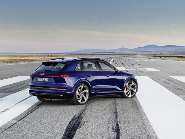 Audi chính thức tham chiến phân khúc xe hiệu suất cao đấu Porsche Taycan - Ảnh 2.