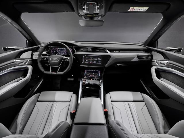 Audi chính thức tham chiến phân khúc xe hiệu suất cao đấu Porsche Taycan - Ảnh 5.