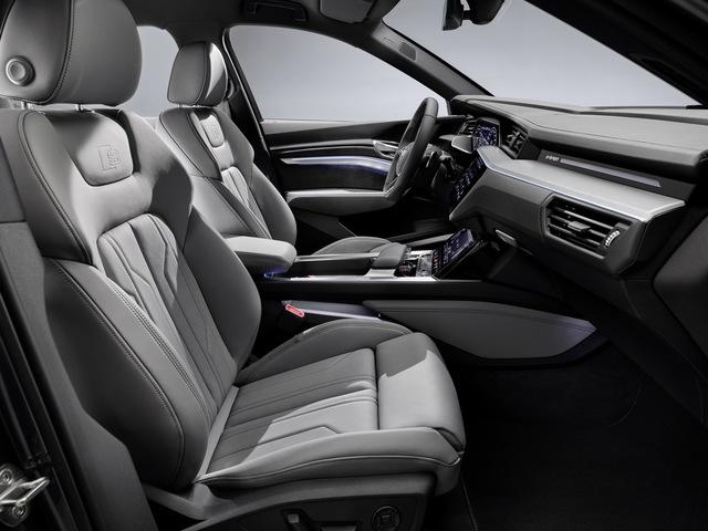 Audi chính thức tham chiến phân khúc xe hiệu suất cao đấu Porsche Taycan - Ảnh 7.