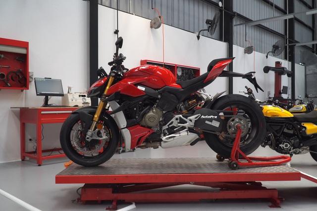 Lộ diện Ducati Streetfighter V4 chính hãng trước ngày ra mắt tại Việt Nam, giá từ 650 triệu đồng - Ảnh 3.