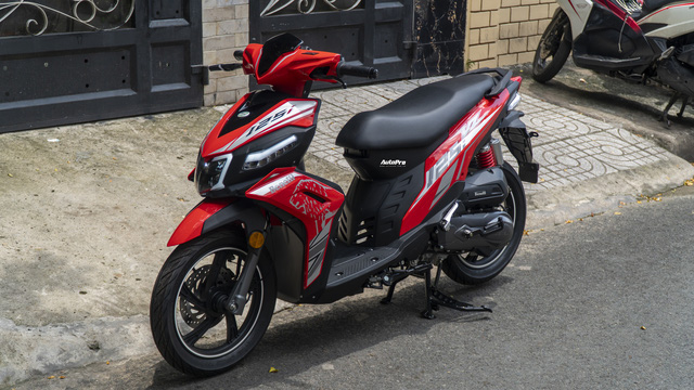 Benelli VZ125i giá 22,8 triệu đồng đấu Honda Vision và Yamaha FreeGo tại Việt Nam - Ảnh 2.