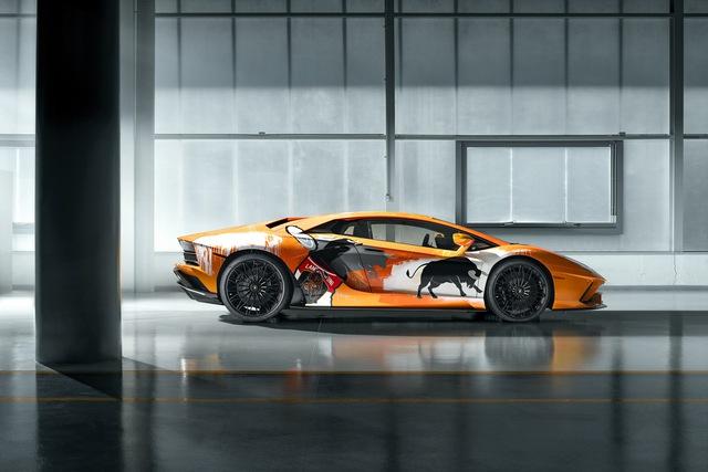 Lamborghini Aventador bán được 10.000 chiếc trong 1 thập kỷ, đại gia Việt góp công 20 xe  - Ảnh 4.