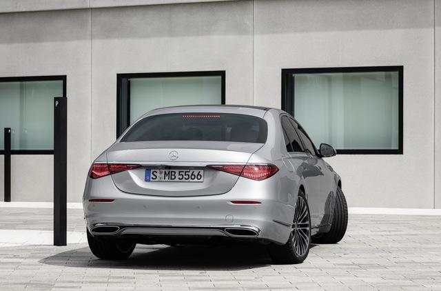 Trang bị này trên Mercedes-Benz S-Class đời mới sẽ khiến nhiều đại gia Việt mua Porsche phải ghen tị - Ảnh 2.