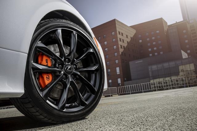 Lexus ra mắt RC Coupe 2021 và bản đặc biệt Black Line Special Edition  - Ảnh 4.