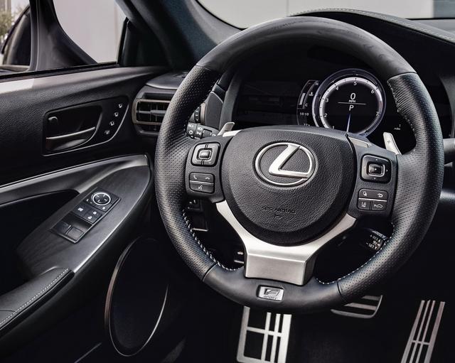 Lexus ra mắt RC Coupe 2021 và bản đặc biệt Black Line Special Edition  - Ảnh 6.