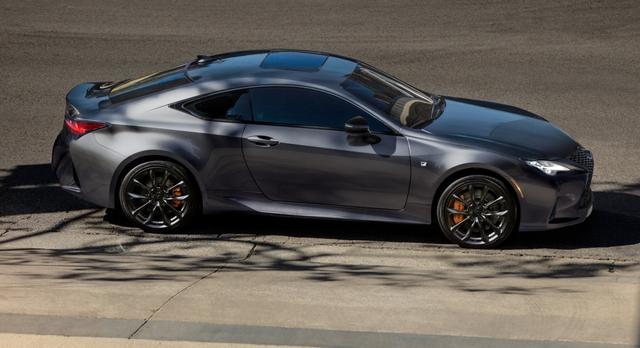 Lexus ra mắt RC Coupe 2021 và bản đặc biệt Black Line Special Edition  - Ảnh 7.