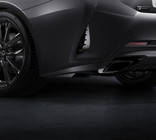Lexus ra mắt RC Coupe 2021 và bản đặc biệt Black Line Special Edition  - Ảnh 9.