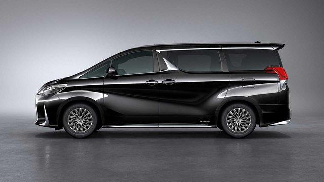 Ra mắt Lexus LM 4 chỗ siêu sang cho Chủ tịch: Giá quy đổi 5 tỷ, có vách ngăn chứa TV 26 inch - Ảnh 2.