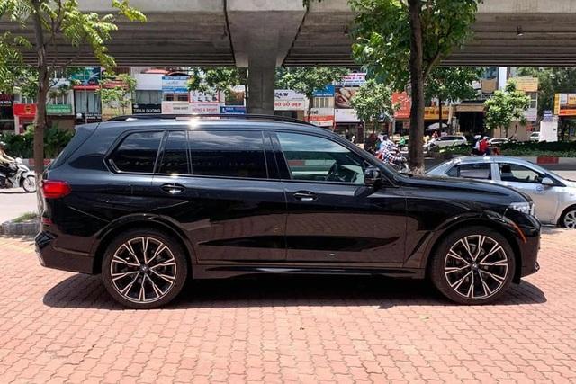BMW X7 nhập tư hạ giá sốc: Rẻ hơn nửa tỷ đồng so với xe chính hãng, làm khó Lexus LX 570 - Ảnh 7.