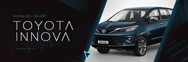Toyota Innova 2021 lộ diện: Đẹp hơn, ra mắt cuối năm nay tại Việt Nam, dễ trở thành bom tấn gây áp lực cho Xpander - Ảnh 5.