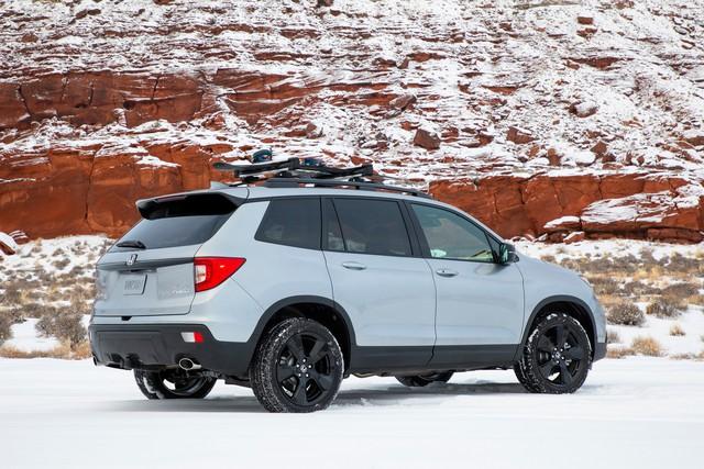 Đàn anh Honda CR-V nâng cấp phiên bản mới, nâng giá bán, đấu Hyundai Santa Fe - Ảnh 3.