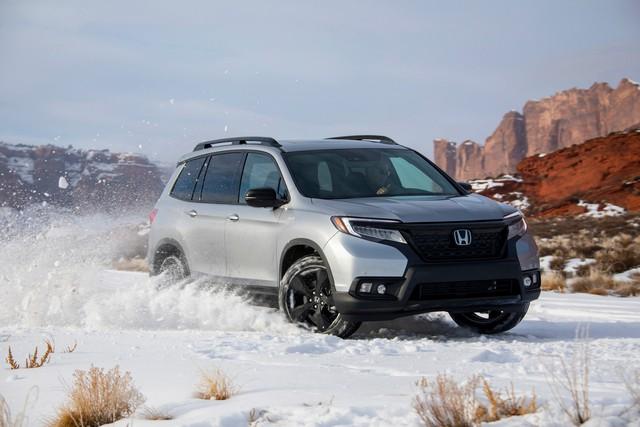 Đàn anh Honda CR-V nâng cấp phiên bản mới, nâng giá bán, đấu Hyundai Santa Fe - Ảnh 2.