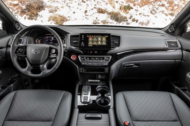 Đàn anh Honda CR-V nâng cấp phiên bản mới, nâng giá bán, đấu Hyundai Santa Fe - Ảnh 1.