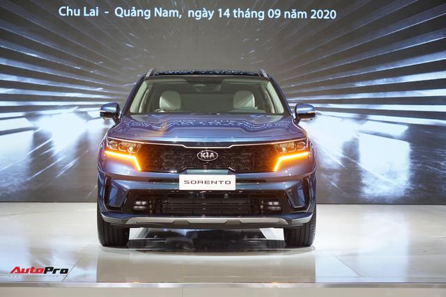 Chênh 250 triệu đồng, đây là sự khác biệt giữa 9 phiên bản Kia Sorento 2021 tại Việt Nam - Ảnh 11.