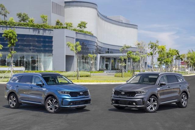 Chênh 250 triệu đồng, đây là sự khác biệt giữa 9 phiên bản Kia Sorento 2021 tại Việt Nam - Ảnh 3.