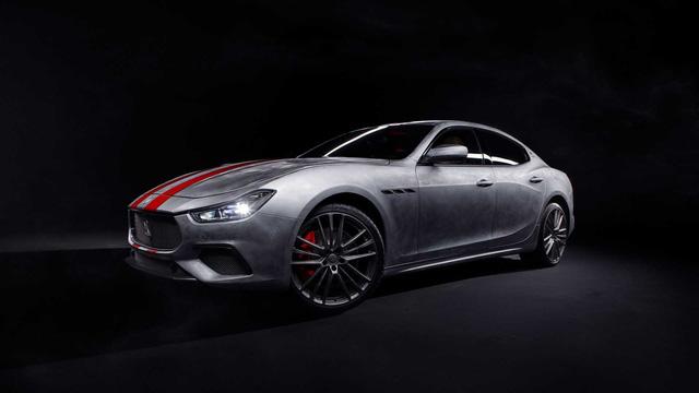 Maserati khởi động chương trình tùy biến với 3 phiên bản đặc biệt - Ảnh 2.