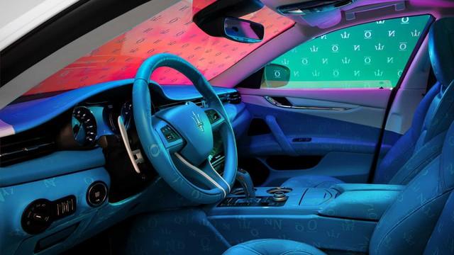Maserati khởi động chương trình tùy biến với 3 phiên bản đặc biệt - Ảnh 5.