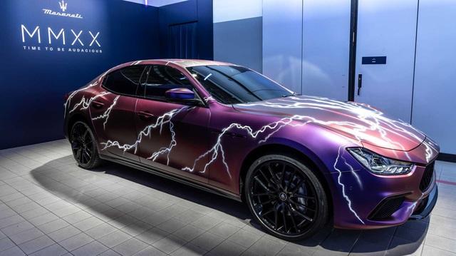 16 mẫu xe Maserati sẽ ra mắt trong vòng 3 năm tới: Điện hóa cả đội hình, thêm SUV mới