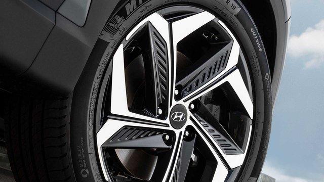 Ra mắt Hyundai Tucson 2021: Lột xác thiết kế, nội thất như Audi, sức ép lên Mazda CX-5 và Honda CR-V - Ảnh 4.