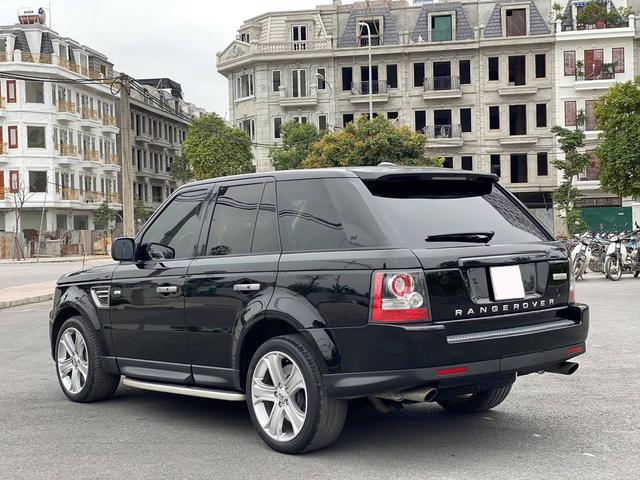 Sau 10 năm, Range Rover Sport 2010 bán lại ngang giá Kia Sorento thế hệ mới - Ảnh 2.