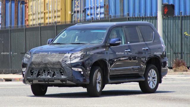 Lexus LX 570 trước nguy cơ bị thay thế bằng dòng xe hoàn toàn mới - Ảnh 1.